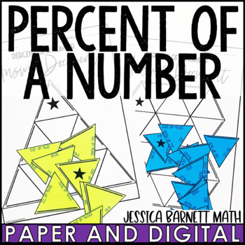 Percent of a Number Puzzle