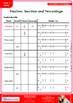 Decimal & Percentage: Grade 5 Maths Workbook from www.Grade1to6.com Books
