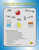 Percentage Practice Packet