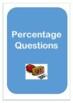 Percentage Questions - Maths GCSE Exam Practice - UK Version