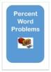 Percent Word Problems
