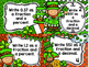 Percentage Task Cards - St. Patrick's Day
