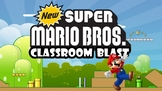 Percentage and Percent Proportions Mario Review Game
