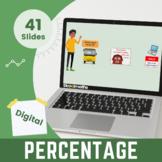 Percentages - 4th Grade