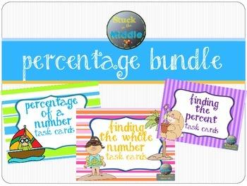 Percentages Bundle