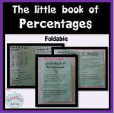 Percentages Foldable