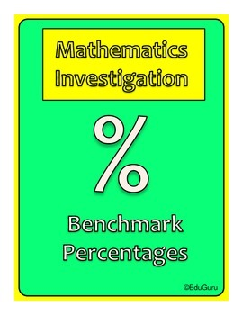 Percentages Investigation