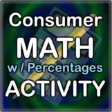 Percentages, Percentages (Consumer Math Activity)