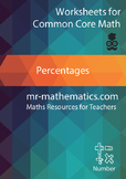 Percentages eBook