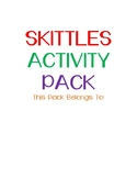 Percentages with Skittles Activity Pack