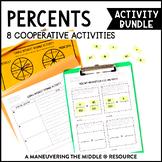 Percents Activity Bundle