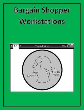 Percents - Bargain Shopper Workstations