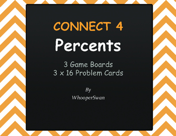 Percents - Connect 4 Game