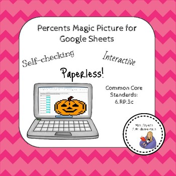 Percents Magic Picture For Google Sheets