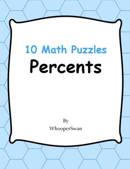 Percents Puzzles