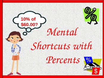 Percents: Mental Shortcuts with Percents