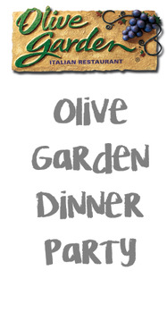 Percents - Olive Garden Dinner Party