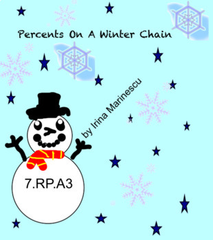 Percents On A Winter Chain
