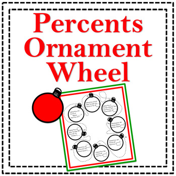 Percents Ornament Wheel