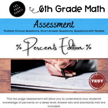 Percents Test