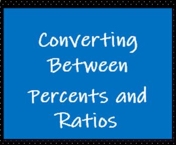 Percents and Ratios TN SPI 7.2.6, ActivInspire flipchart