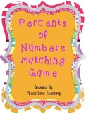 Percents of Numbers Game