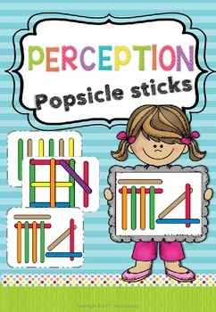 Perception with Popsicle sticks