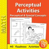 Visual Perceptual & Visual Motor Practice (Perceptual & Spatial Concepts)