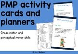 Perceptual Motor Program Activity Cards for Gross Motor Sk