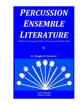 Percussion Ensemble Literature