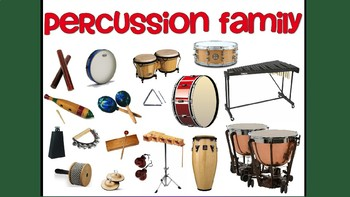 Percussion Family Orchestra Drums Band Introduction