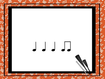 Percussion Instruments - A Rhythm Game for Practicing Ta and Ti-Ti