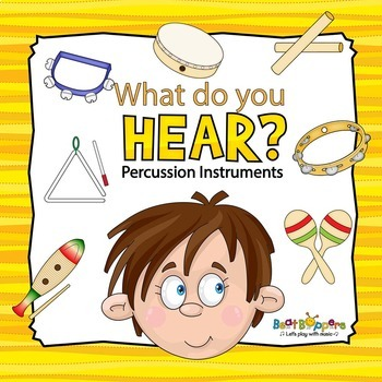 Percussion Instruments - Listening Game