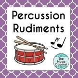 Percussion Rudiments
