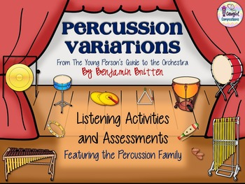 Percussion Variations Listening Activities and Assessment