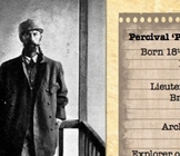 Percy Fawcett presentation
