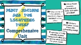 Percy Jackson Lightning Thief - EDITABLE Unit/lesson plans, student work, etc