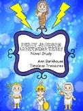Percy Jackson Lightning Thief Novel Study