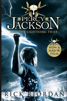 Percy Jackson: Lightning Thief Unit Plan **MANY GOODIES**