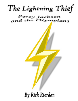 Percy Jackson and the Olympians: The Lightning Thief Liter