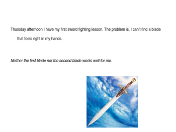 Percy Jackson Subject/Verb Agreement Mini Lesson