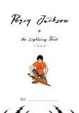 Percy Jackson & The Lightning Thief: A Novel Study
