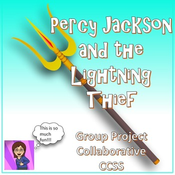 Percy Jackson: The Lightning Thief -Group Project : Collaborative:DOK4