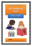 Percy Jackson & The Lightning Thief ~ Higher Order Thinking NOVEL STUDY