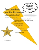 Percy Jackson The Lightning Thief Study Guide Summer Camp Adventure