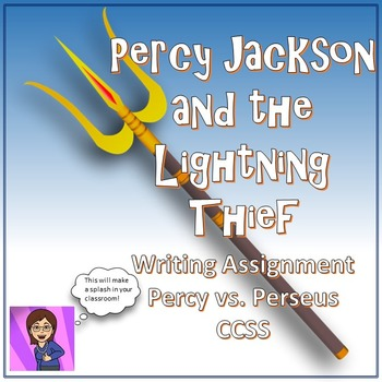 Percy Jackson: The Lightning Thief -Vs. Perseus Writing Assigment