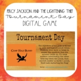 Percy Jackson and the Lightening Thief- Tournament Day- Digital Game