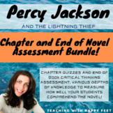 Percy Jackson and the Lightning Thief Assessments