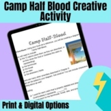 Percy Jackson and the Lightning Thief: Camp Half Blood