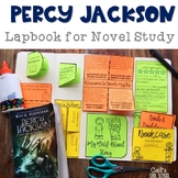 Percy Jackson and the Lightning Thief Lapbook for Novel Study
